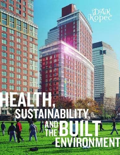 Health, Sustainability, and the Built Environment