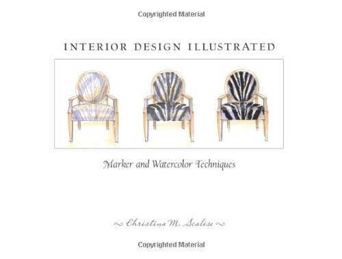 9781563675317: Interior Design Illustrated