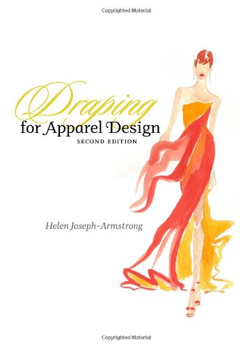 9781563675508: Draping for Apparel Design