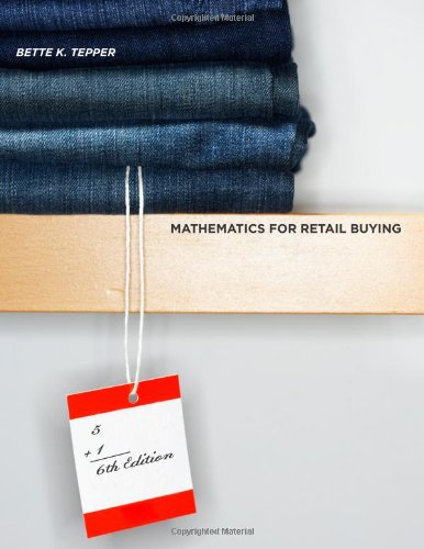 9781563675881: Mathematics for Retail Buying with CDROM (6th Edition)