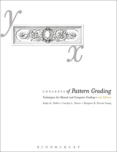 9781563676970: Concepts of Pattern Grading: Techniques for Manual and Computer Grading (2nd Edition)