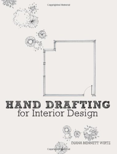 9781563677373: Hand Drafting for Interior Design