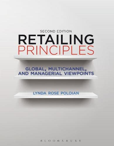 9781563677427: Retailing Principles: Global, Multichannel, and Managerial Viewpoints