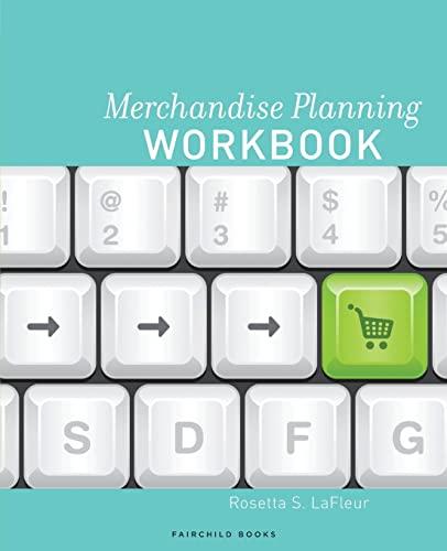 9781563677496: Merchandise Planning Workbook: Studio Access Card