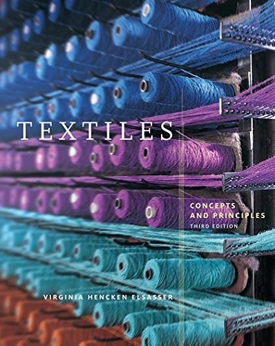 9781563678448: Textiles: Concepts and Principles