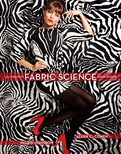 9781563678554: Fabric Science (9th Edition)