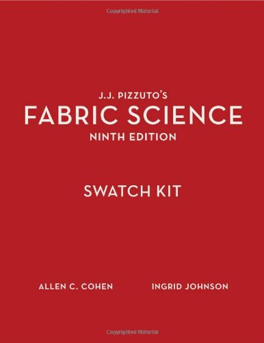 9781563678578: J.J. Pizzuto's Fabric Science Swatch Kit (9th Edition)