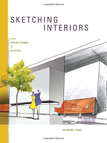 9781563679186: Sketching Interiors: From Traditional to Digital