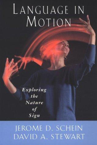 9781563680397: Language in Motion