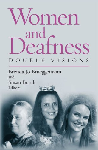 9781563682933: Women and Deafness: Double Visions