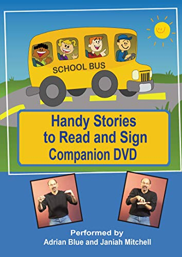 Handy Stories to Read and Sign Companion: Adrian Blue