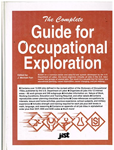 9781563701009: The Complete Guide for Occupational Exploration