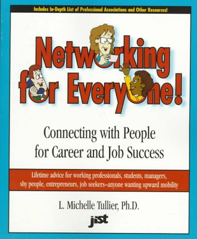 9781563704406: Networking for Everyone: Connecting With People for Career and Job Success