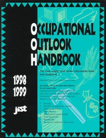 9781563704642: Occupational Outlook Handbook 1998-99