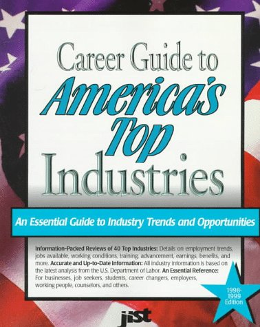 Career Guide to America's Top Industries: U. S. Department of Labor Staff