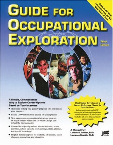9781563706363: Guide for Occupational Exploration