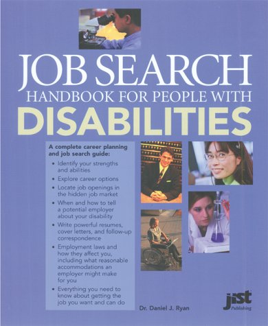 9781563706653: Job Search Handbook for People With Disabilities