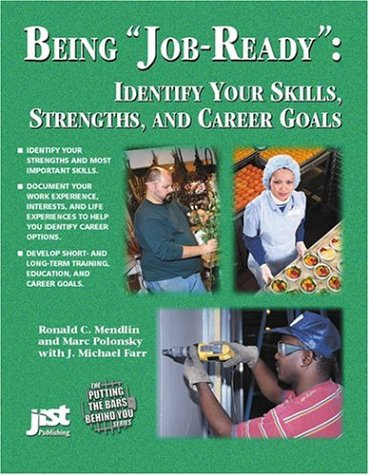 9781563707056: Being Job-Ready: Identify Your Skills, Strengths, and Career Goals