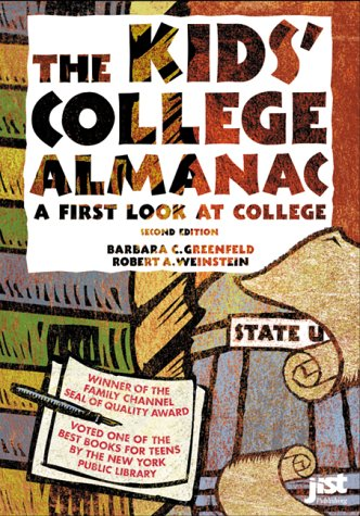 9781563707308: Kids College Almanac: First Look at College