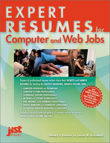 9781563707988: Expert Resumes for Computer and Web Jobs
