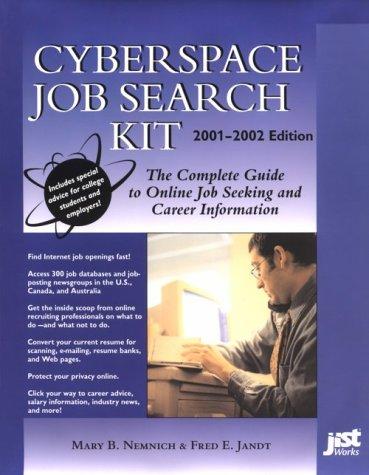 Cyberspace Job Search Kit: Mary B. Nemnich, Fred E. Jandt