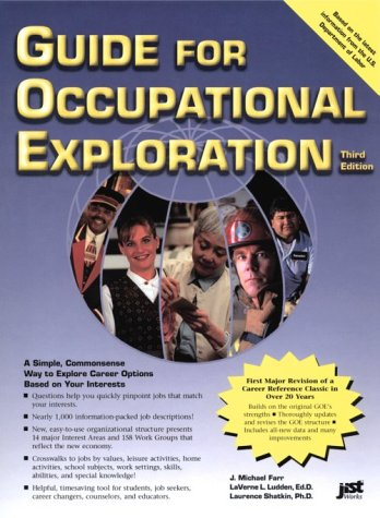 9781563708268: Guide for Occupational Exploration