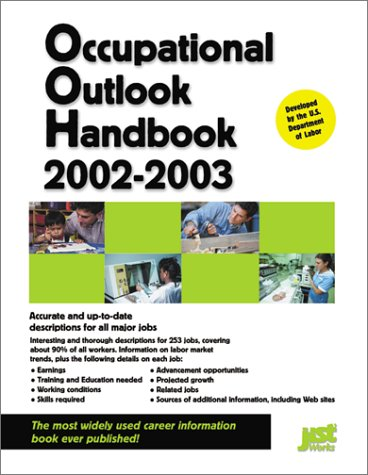 9781563708497: Occupational Outlook Handbook 2002-2003 (Occupational Outlook Handbook (Jist Works))