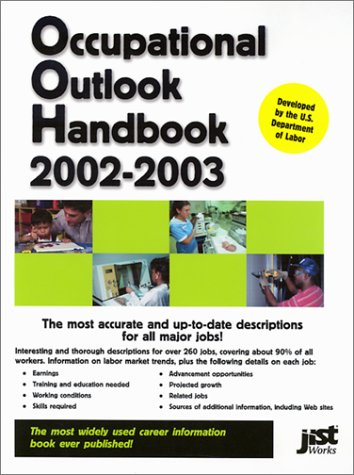 9781563708503: Occupational Outlook Handbook 2002-2003