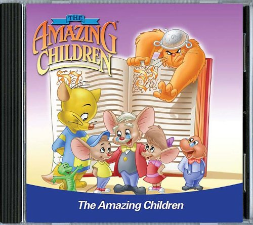 9781563710278: Amazing Children Cd