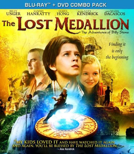 9781563710933: The Lost Medallion: The Adventures of Billy Stone