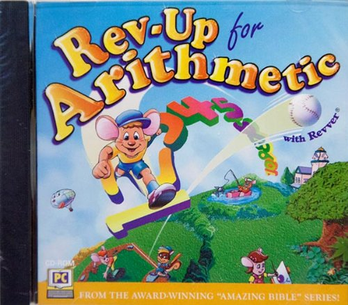 9781563712524: Rev Up for Arithmetic