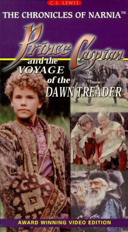 9781563713781: Prince Caspian and the Voyage of the Dawn Treader [VHS]