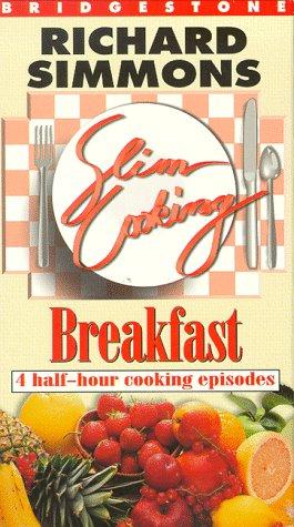 9781563713996: Slim Cooking: Breakfast: Richard Simmons [VHS]