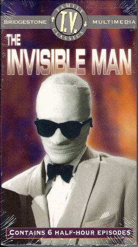 9781563714122: The Invisible Man (TV Series) [VHS]
