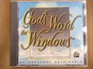 9781563714139: God's Word for Windows: Bible Reference Software
