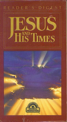 9781563714214: Jesus and His Times [VHS]