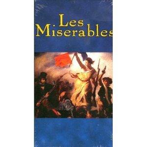 9781563714405: Les Misérables [VHS]