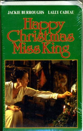 9781563716348: Happy Christmas Miss King [VHS]