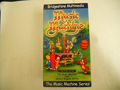 9781563717383: Music Machine [VHS]