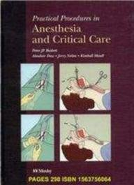 Practical Procedures in Anesthesia and Critical Care: Baskett, Dow, Nolan,