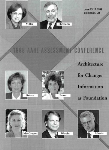 Architecture for Change - Information as Foundation: Aahe
