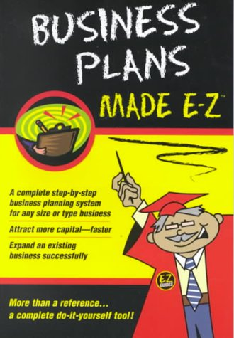 Business Plans Made E-Z: Made E-Z Products