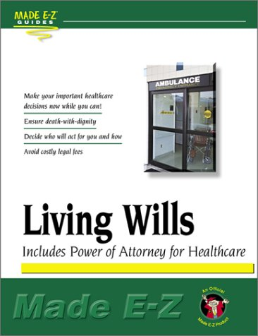 Living Wills: Made E-Z Products
