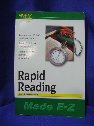 9781563824746: Rapid Reading Made E-Z
