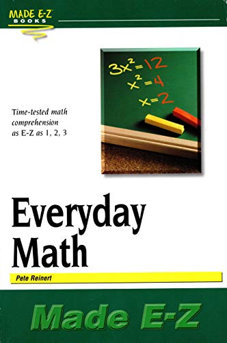 Everyday Math: Made E-Z Products