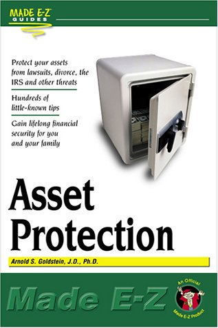 9781563824838: Asset Protection (Made E-Z Guides)