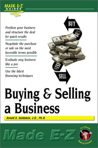 9781563824845: Buying & Selling a Business Made E-Z! (Made E-Z Guides)