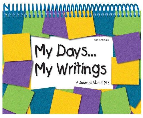 9781563830556: My Days...My Writings (Children's Journals)
