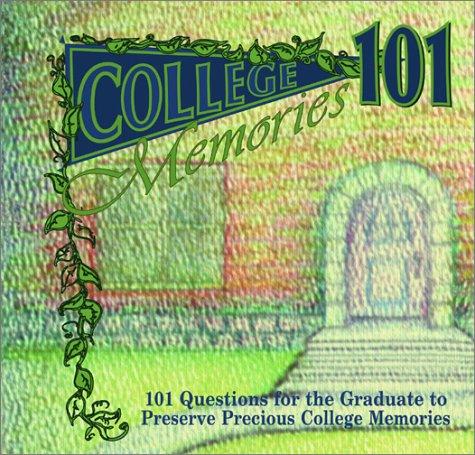 9781563830778: College Memories 101