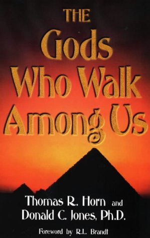 9781563841613: The Gods That Walk Among Us